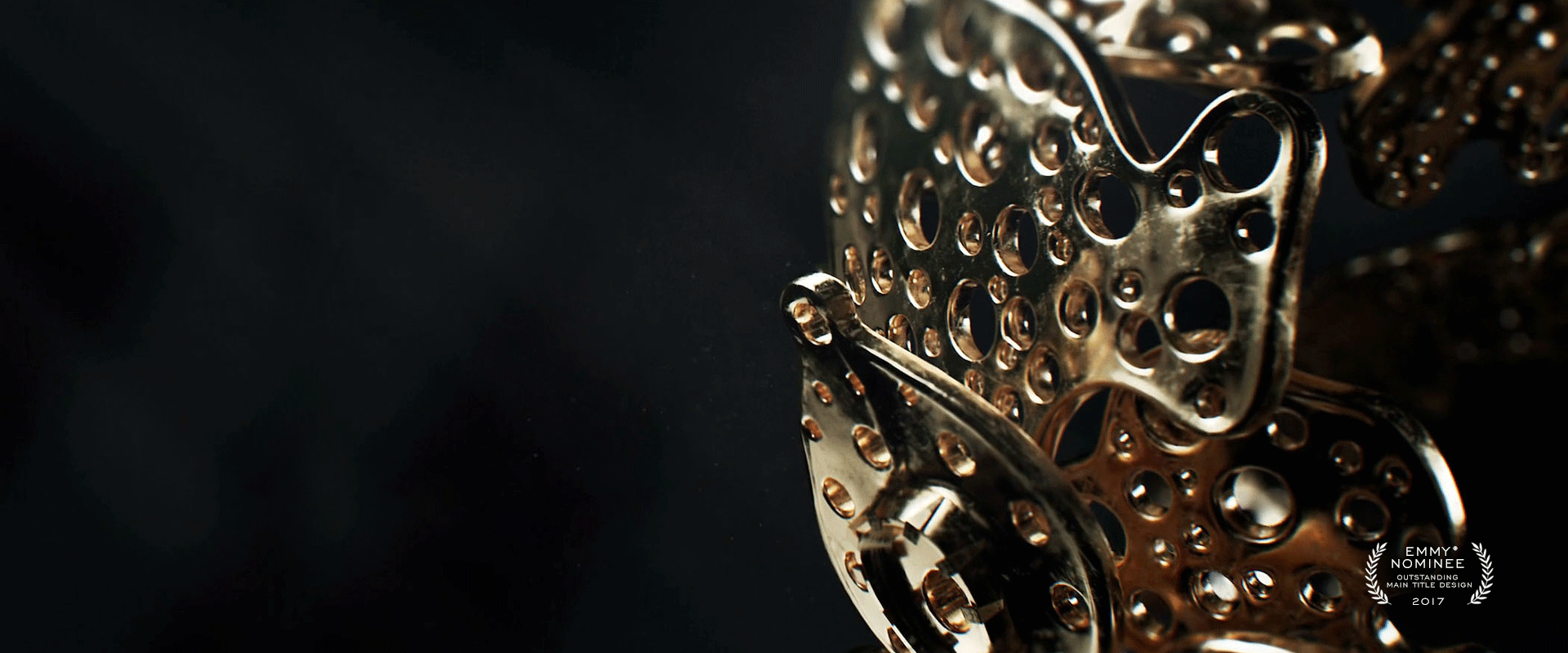 THE CROWN — Main Title Sequence