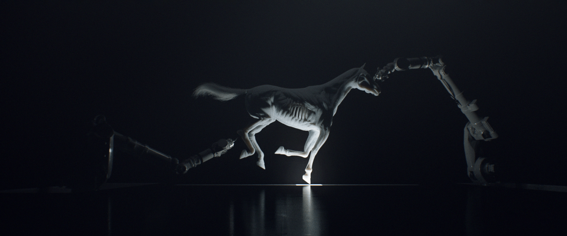 WESTWORLD HBO — Main Title Sequence