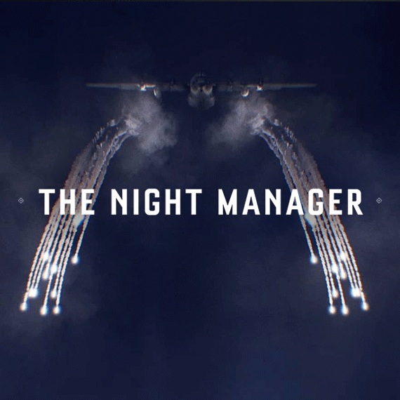THE NIGHT MANAGER — Main Title Sequence