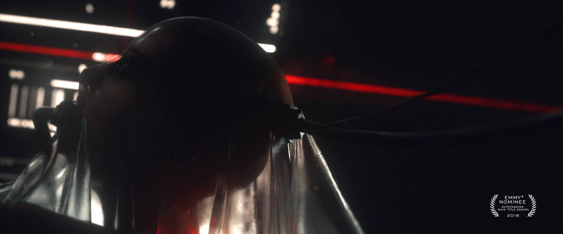 ALTERED CARBON — Main Title Sequence